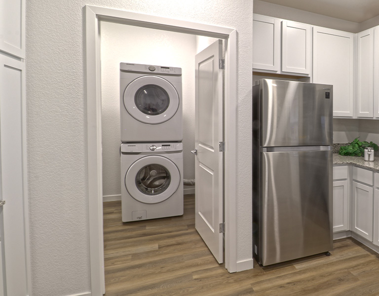The Deco Residences Washer & Dryer